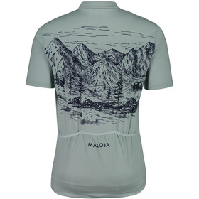 Maloja SerlasM. Shortsleeve Bike Jersey Men cliff